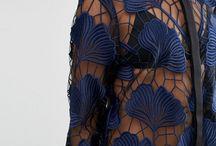 lace + guipure