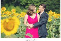 Karoline & Bjorn Engagement Session / Julie Anne Wedding Photography