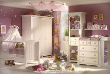 Cinderella Baby Rooms / Cinderella Bebek Odası