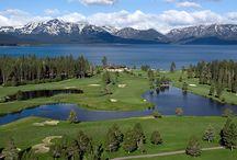 Golf Properties - Sierra Sotheby's International Realty / #SierraSIR, #SierraSotheby's, #LakeTahoeLuxury, #SierraSIRGolfProperties