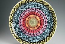MaluMika / Inspiration for Painting Ceramics