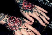 Tattoo / Rosa