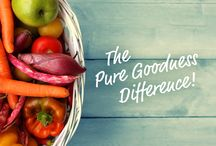 #MyPureGoodness / Pure Goodness is a premium brand of superfoods made from naturally nutrient-rich ingredients that truly nourishes you. Non-GMO verified and formulated with love, Pure Goodness offers the very best nutrition. www.mypuregoodness.com