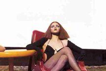 JESSICA STAM,  top model