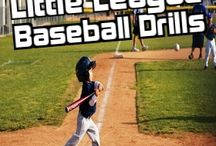 Little League Baseball / Ideas for the 2015 UCAmerican tBall Mariners...