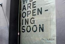 Opening / Soon
