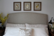 Master bedroom / by Jehanne Fauquier