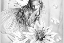 Black+White Art