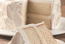 Recipes: {Icings, Frostings, Decorations}