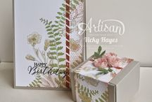 Butterfly basics - stampin up