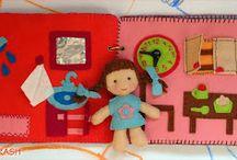 juguetes y muñecos