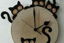 Chat Noir / Black cats.