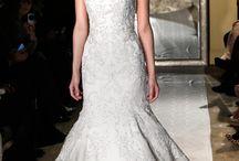 Bridal oleg cassini