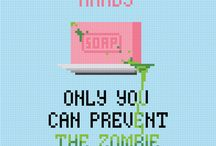 Cross Stitch Wishlist / by Gotherella BioVenom