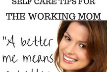 Self-care for foster parents