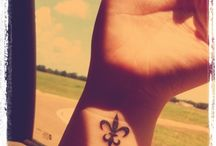 Tattoos / by Mary Garduño