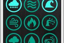 Naturing / Applicación de sonidos relajantes: naturing.comyr.com