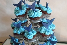 Whale Themed Party / by Kathryn Kuranaga