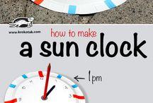 a sun clock