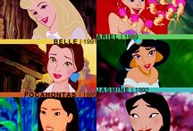 Princesses / by Cayla Collens