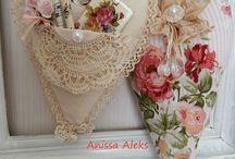 Sachês Decorativos