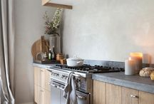 INSPIRATION: KITCHEN / Interior design Kitchen - inspiration
