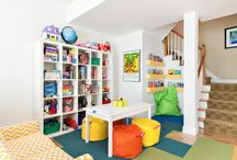 Home-Child Play/Study Room