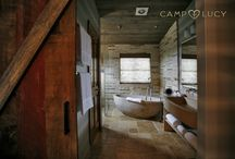 Camp Lucy Cottages / Luxury cottages at Camp Lucy in Dripping Springs, Texas.