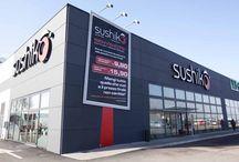 Sushiko Ferrara / Sushiko Ristorante Fusion  Via Giorgio Strehler 24, 44122 Ferrara (FE)  Tel: 0532/770496