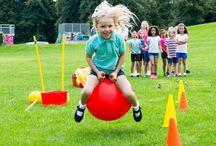 Preschool Sports Day Ideas