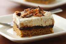 BARS, BROWNIES, MUFFINS,  & PIES / by Donna Grodis