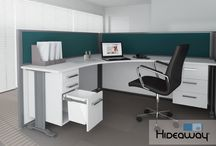 Hideaway Bins / Commercial / Hideaway Bins are versatile, durable and made of high-quality materials capable of withstanding tough commercial environments. Innovative storage solutions are available for hospitality, retail, apartments and offices.