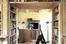 Inspiration / Books & Shelving
