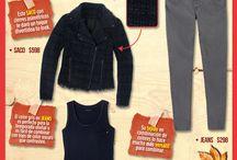 Moda Otoño - Invierno 2014 / Descubre los looks y formas de combinar tus prendas este otoño.