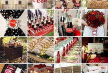Theme Weddings / Themed Wedding Mood Boards by Lovegevity's Wedding Planning Institute. Become a Certified Master Wedding Planner at www.weddingplanninginstitute.com