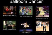 Dancer Laughs