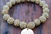 Pave bracelets and other jewels dyi