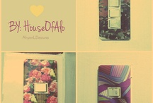 my diy projects / by Ahyen Deauna