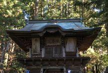 日本の神社仏閣