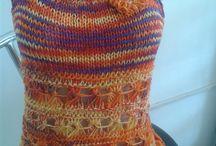 tricô de verão