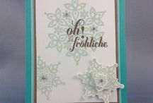 Festive Flurry SU Retired / Stampin Up goodies - available online before they retire http://bagsthatone.stampinup.net/