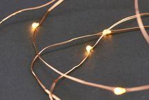 Luminárias - Loja Pequenas Causas / Luminárias artesanais super versáteis, para decorar de várias maneiras.