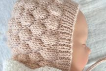 Baby Hat Knitting Patterns / Baby hat knitting patterns, modern baby knitting patterns, PDF knitting patterns for baby