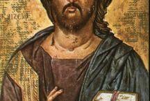 Byzantine art-Metabyzantine art / by Adamantia's art icon