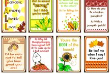 Lunch box printables / by Paula Tedsen