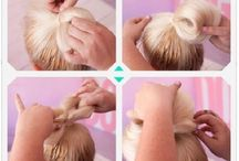 Причёски)