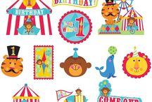 Цирк День Рожденье