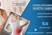Chronic pain management North Carolina