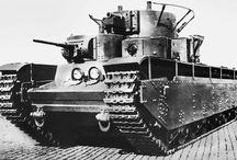 Heavy tanks / czołgi ciężkie