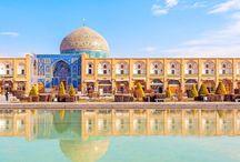 Voyage // Iran